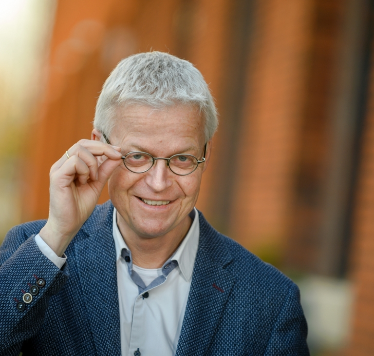 Gertjan Beens – bedrijfsarts en voorzitter van de Nederlandse Vereniging voor Arbeids- en Bedrijfsgeneeskunde (NVAB)