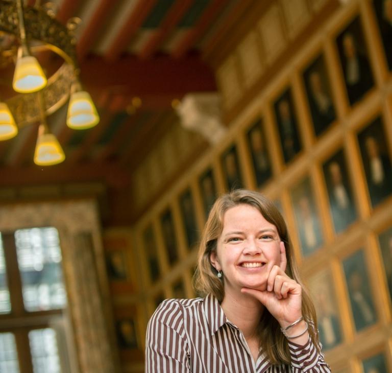 Paulien de Winter – universitair docent Rechtsgeleerdheid universiteit Groningen