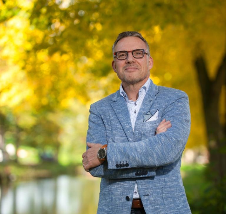 Ron Offerman – Organisatie adviseur & coach bij Qimens