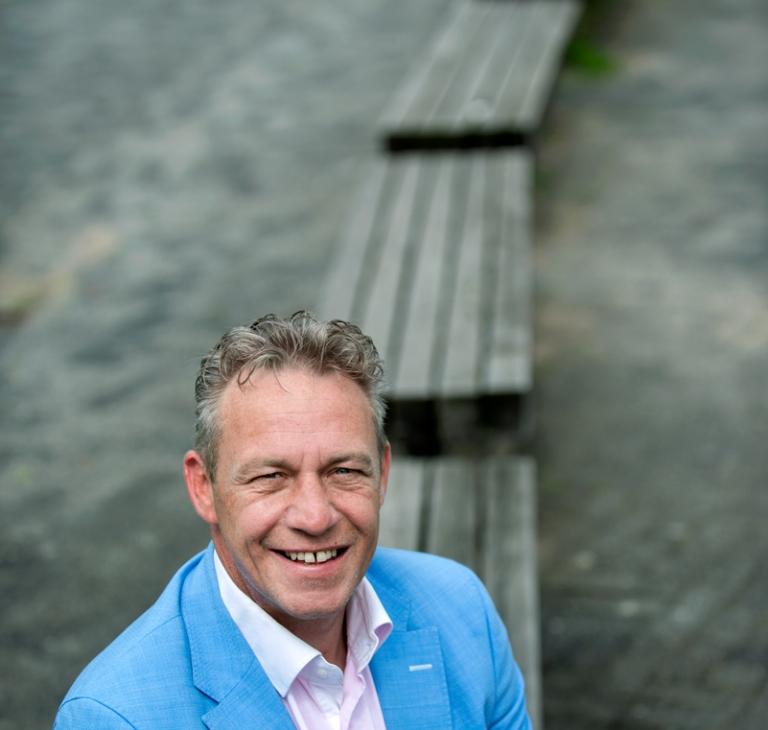 Maurice Verloop – ondernemer en deelnemer klantenpanel UWV