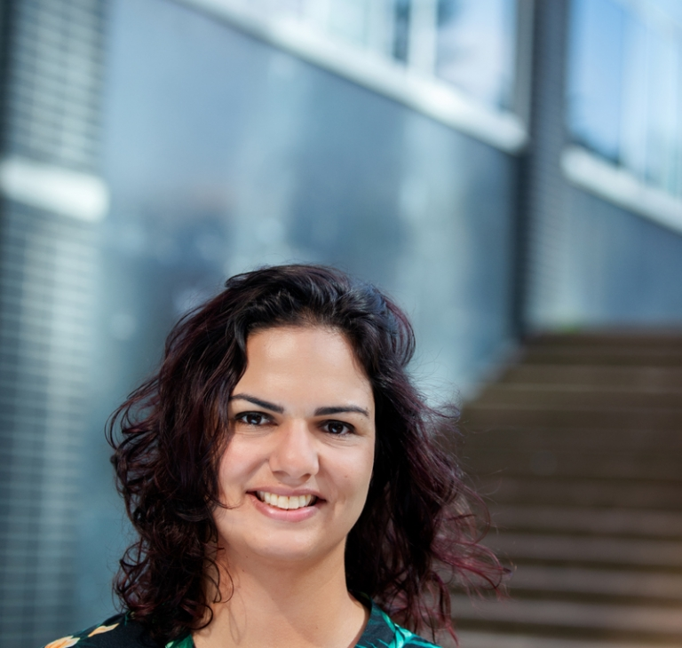 Marcha Ghurahoo – directieadviseur Facilitair Bedrijf