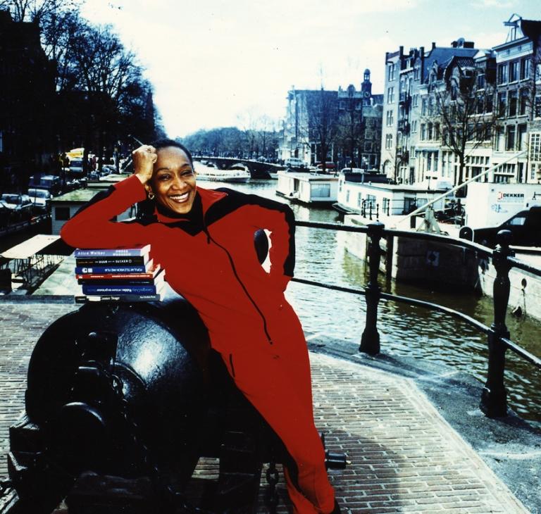 Alida Neslo – actrice, artistiek leider en tv presentatrice
