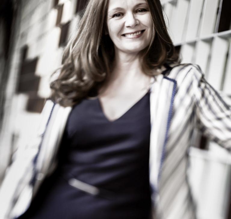 Angela Tweedie – global content manager Aegon