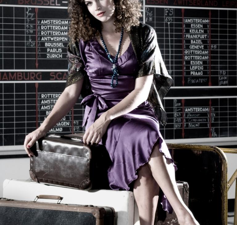 Anna Drijver – actrice