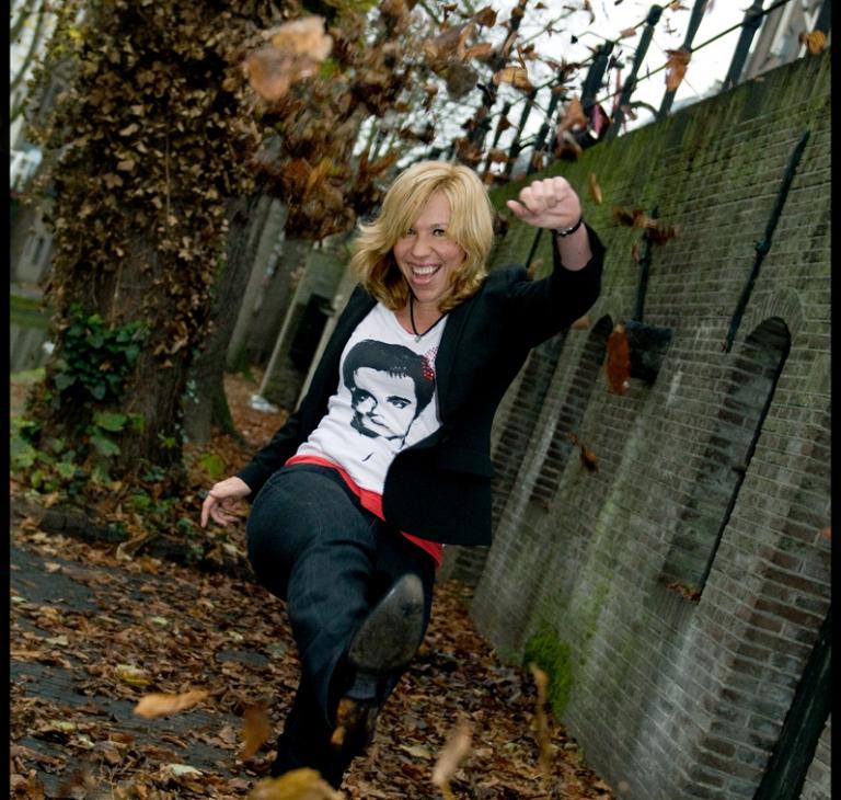 Claudia de Breij – cabaretière, zangeres, schrijfster en presentator