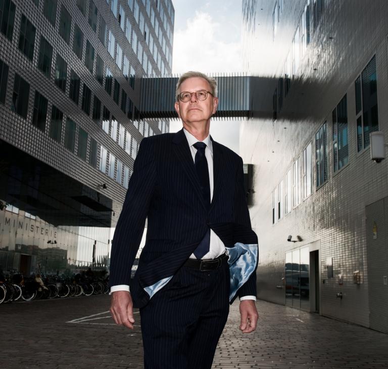Frans Jozef Haas – raadsheer Gerechtshof Amsterdam