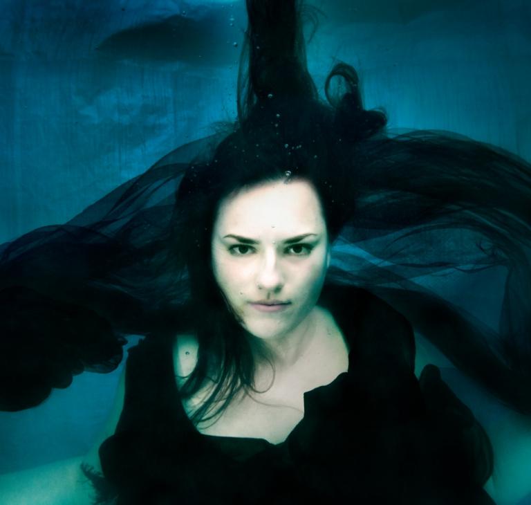 onderwaterportret Mo