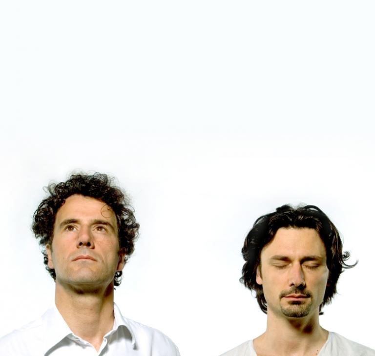 Frank en Maarten Meester – Filosofen