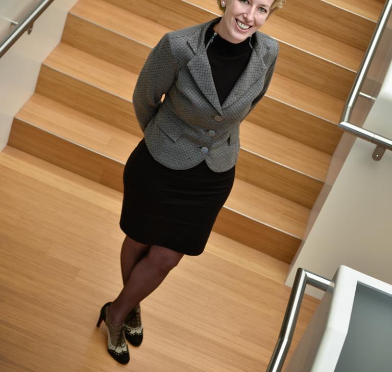 Melanie van Hemert – hoofd belasting diversiteit PwC