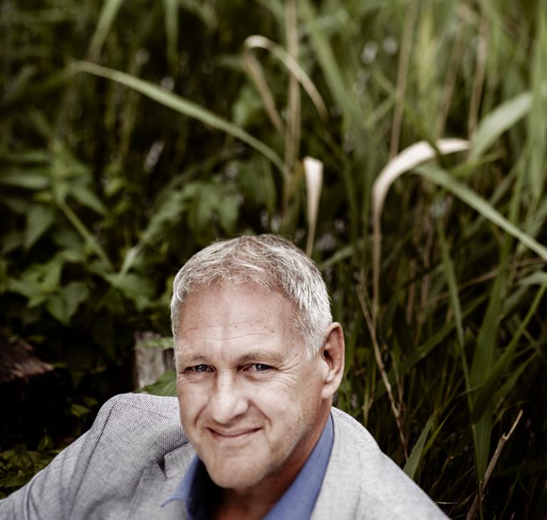 Ron de Ruiter – facilitair beheer Floriade