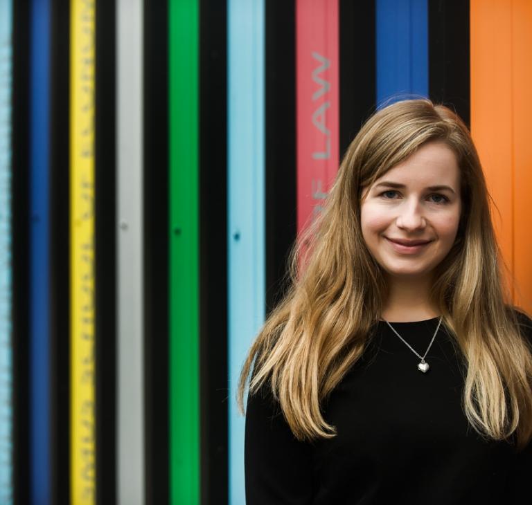 Valerie Visser – student fiscale economie Erasmus universteit