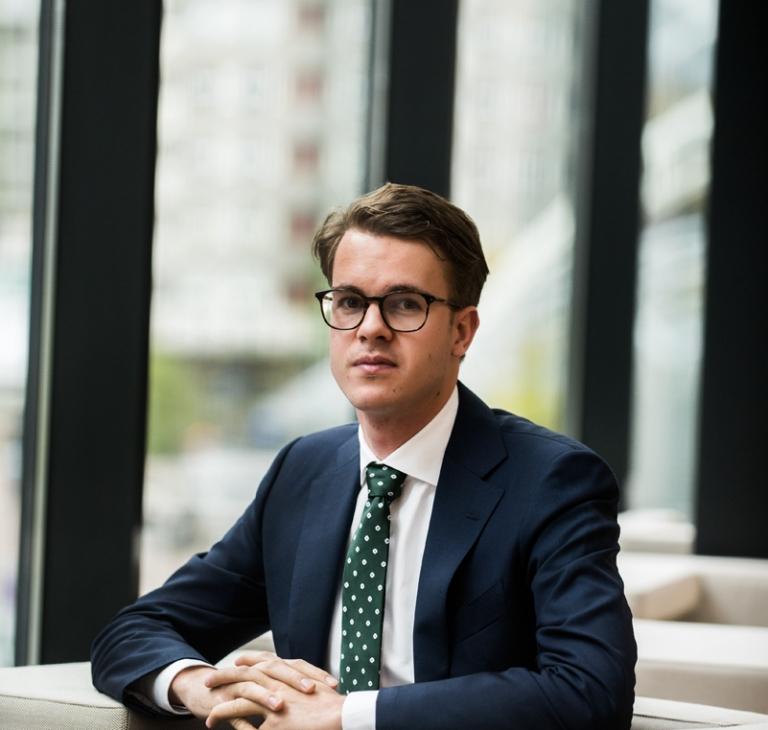 Wouter van der Linde – student fiscale economie Erasmus universiteit