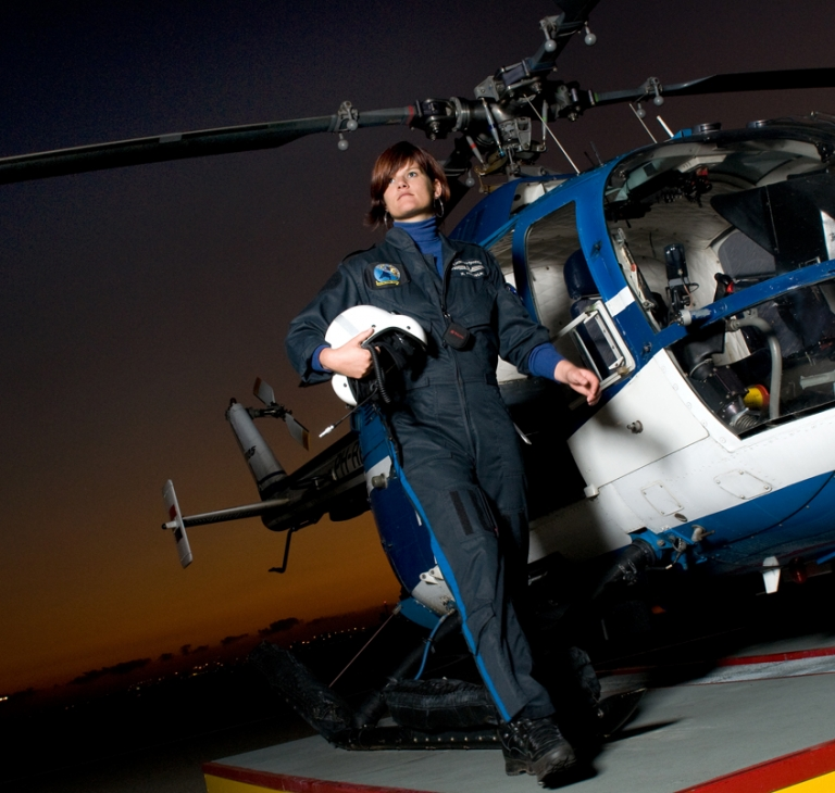 Nachtvinders – trauma helicopterpiloot