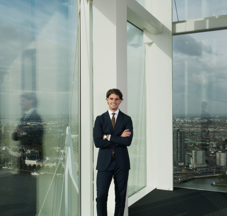 Joris Jiskoot – werkstudent global business tax bij Deloitte